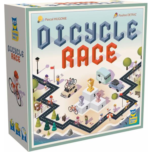 Dicycle Race Boite