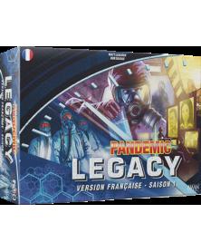 Pandemic Legacy Saison 1 (bleu)