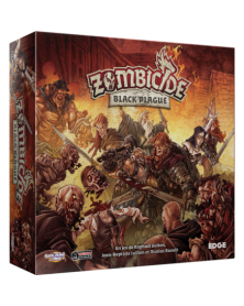 Zombicide Black Plague Saison 1