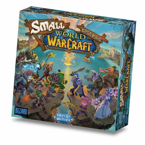 small world of warcraft boîte