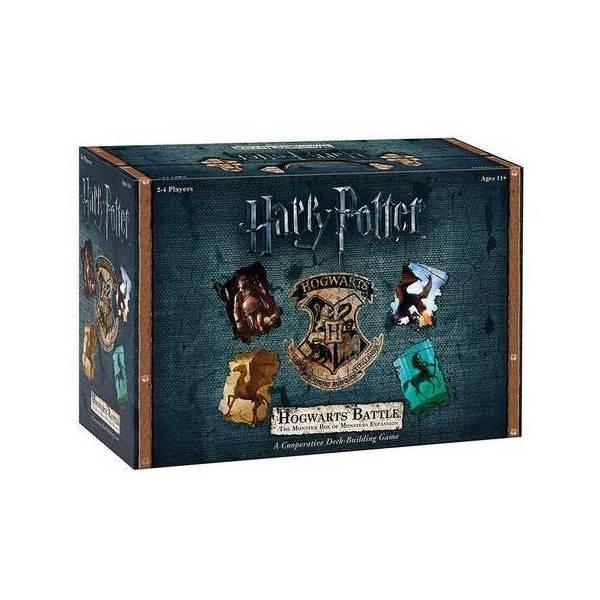 harry potter : hogwarts battle- extension boîte de monstres boîte