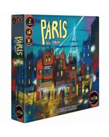 paris ville lumière boîte
