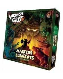 vikings gone wild : masters of elements boîte
