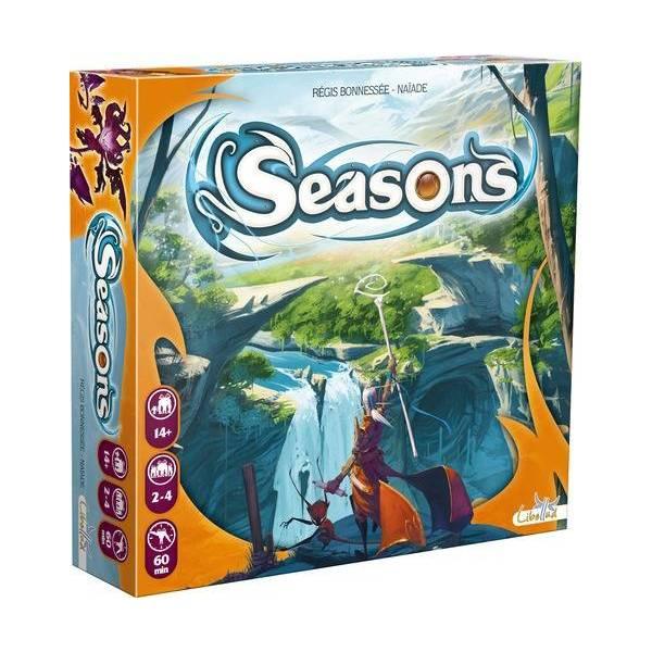 seasons boîte