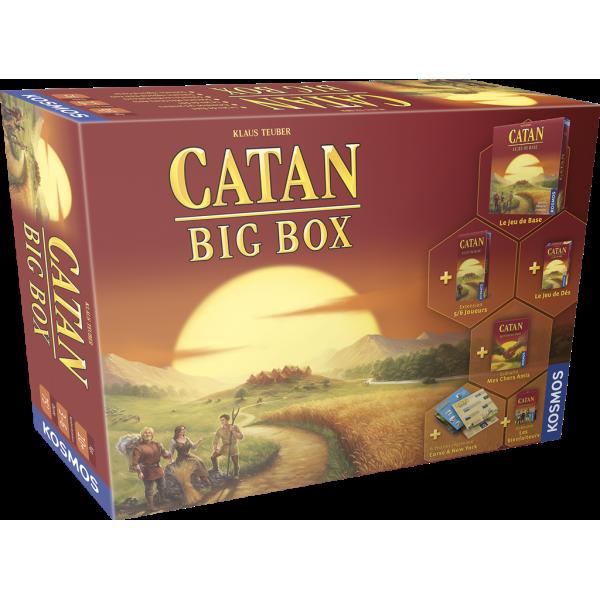 catan big box boîte