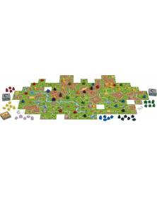 carcassonne big box plateau