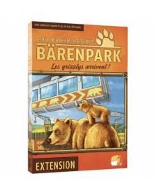 Bärenpark : Les grizzlys arrivent !
