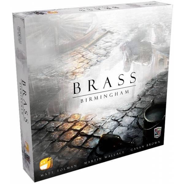 brass birmingham boîte