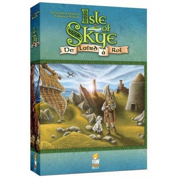 isle of skye boîte