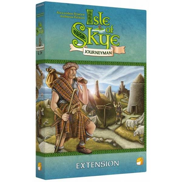 isle of skye : journeyman boîte