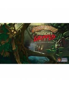 spirit island : branches et griffes boîte