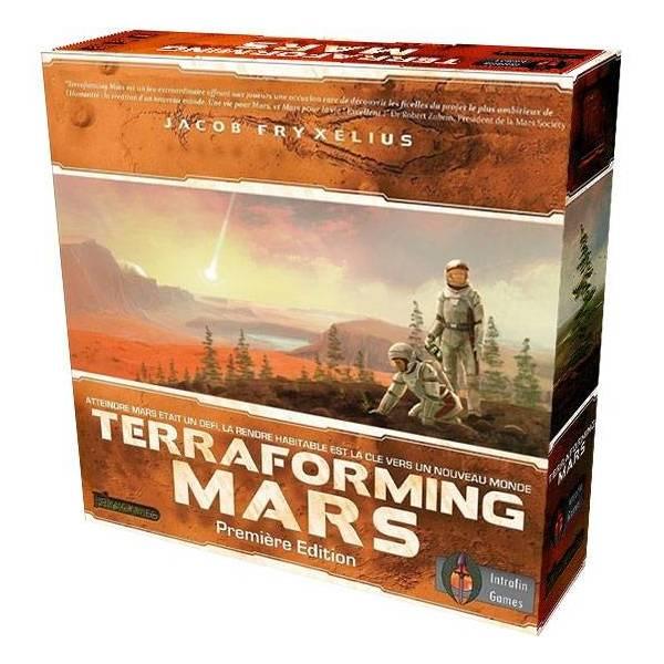 terraforming mars boîte