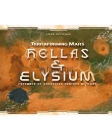 Terraforming Mars : Hellas et Elysium