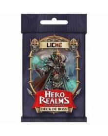 hero realms : deck boss liche boîte