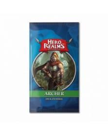 hero realms : deck de héros - archer boîte
