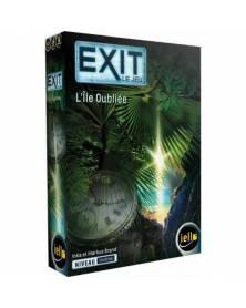 exit : l'île oubliée boîte