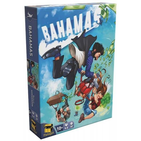 bahamas boîte
