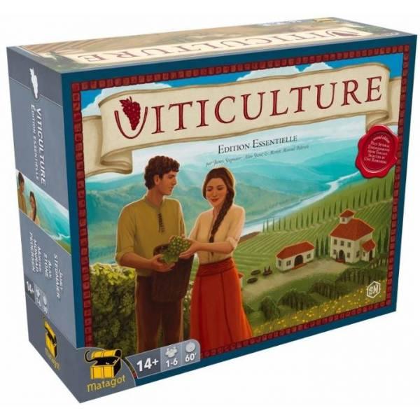 viticulture boîte