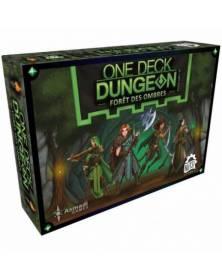 one deck dungeon : forêt des ombres boîte