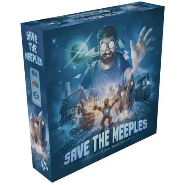 save the meeples boîte