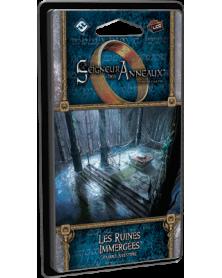 seigneur des anneaux jce : les ruines immergées boîte