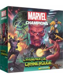 marvel champions : the rise of red skull boîte
