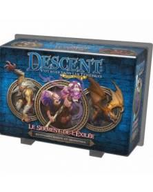 descent : le serment de l'exilée boîte