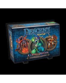 descent : a l'état sauvage boîte