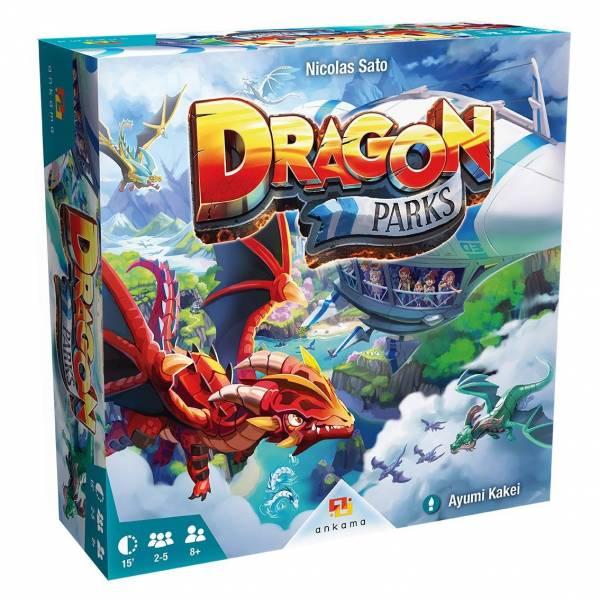 dragon parks boîte