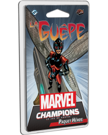 Marvel Champions : La Guêpe - Extension