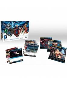 dc comics deck-building : le jeu de base plateau