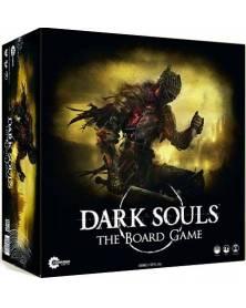 dark souls - le jeu de plateau boîte