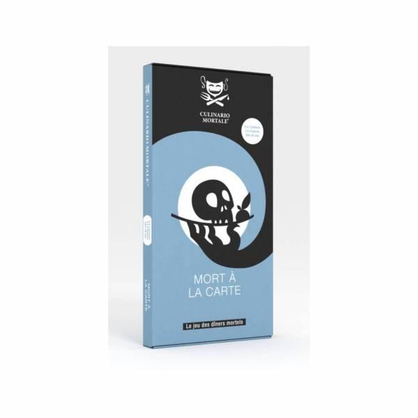 culinario mortale : mort à la carte boîte