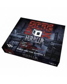 escape box : horreur boîte