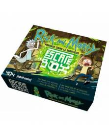 Escape Box : Rick et Morty