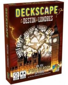 deckscape : le destin de londres boîte