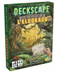 deckscape : le mystère de l'eldorado boîte