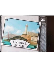 deckscape : l'évasion d'alcatraz plateau