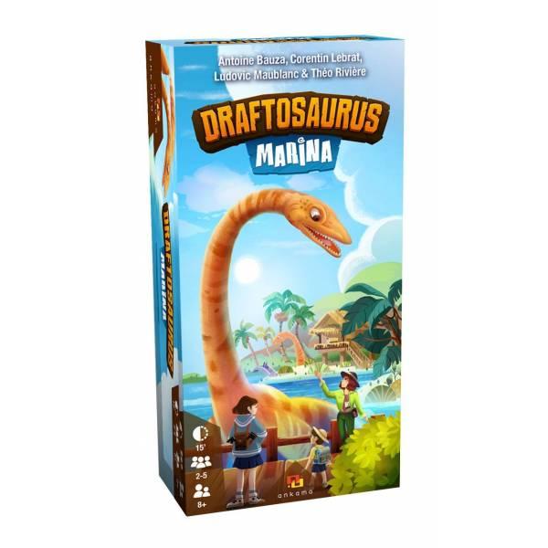 draftosaurus : marina boîte