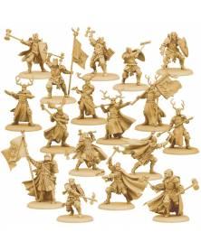 le trône de fer - le jeu de figurines : baratheon plateau