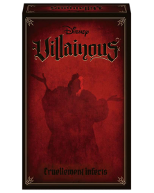 villainous : cruellement infect - extension boîte