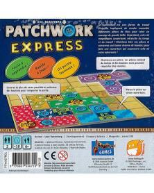 patchwork expresse dos