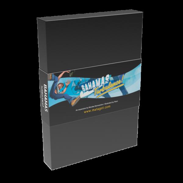 bahamas : trou d'air - extension boîte
