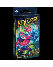 keyforge : mutation de masse - deck boîte