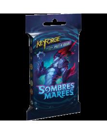 keyforge : sombres marées - deck boîte