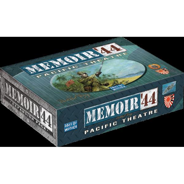 mémoire 44 : guerre du pacifique - extension boîte