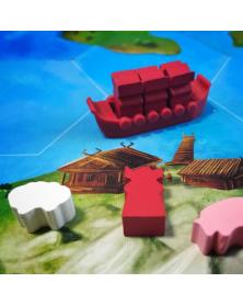 explorateurs de la mer du nord plateau