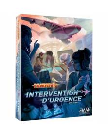Pandemic : Intervention d'urgence - Extension