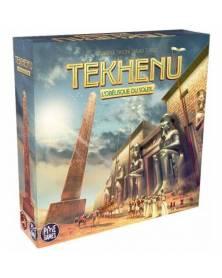 tekhenu : l'obelisque du soleil boîte
