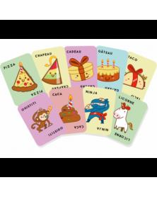 taco chat - version anniversaire plateau